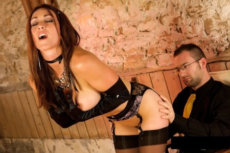 Miss Hybrid video: Ed Cuban Wank