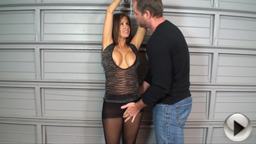 Hotwife rio forced entry