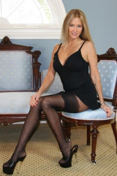 pantyhose in Hot rio wife black