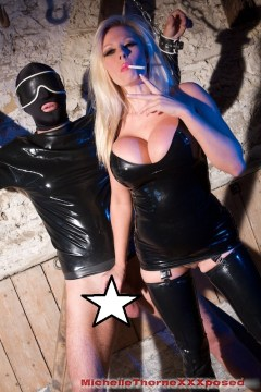 michelle thorne pictures  michelle thorne latex femdom