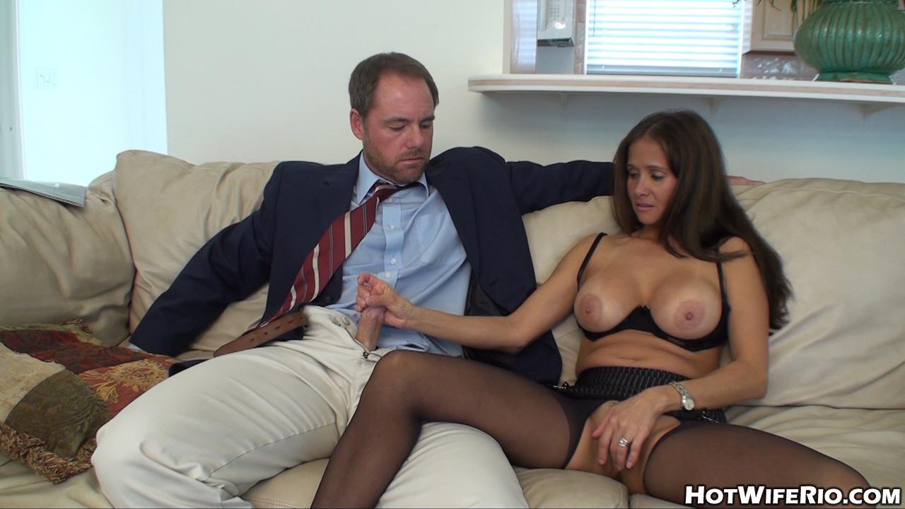 Girls handjob penetration tease
