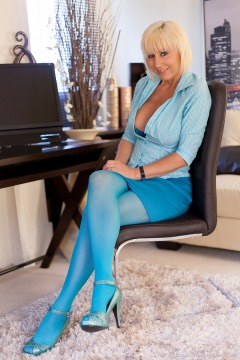 Jans Nylon Sex stockings