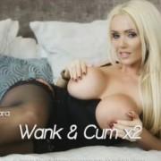 Lucy Zara video: Wank & Cum