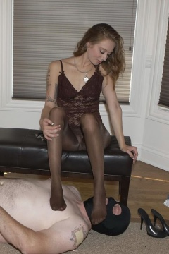 Mistress Emily pantyhose female domination video Pantyhose Supremacy