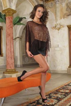 Malena Morgan sexy brunette babe
