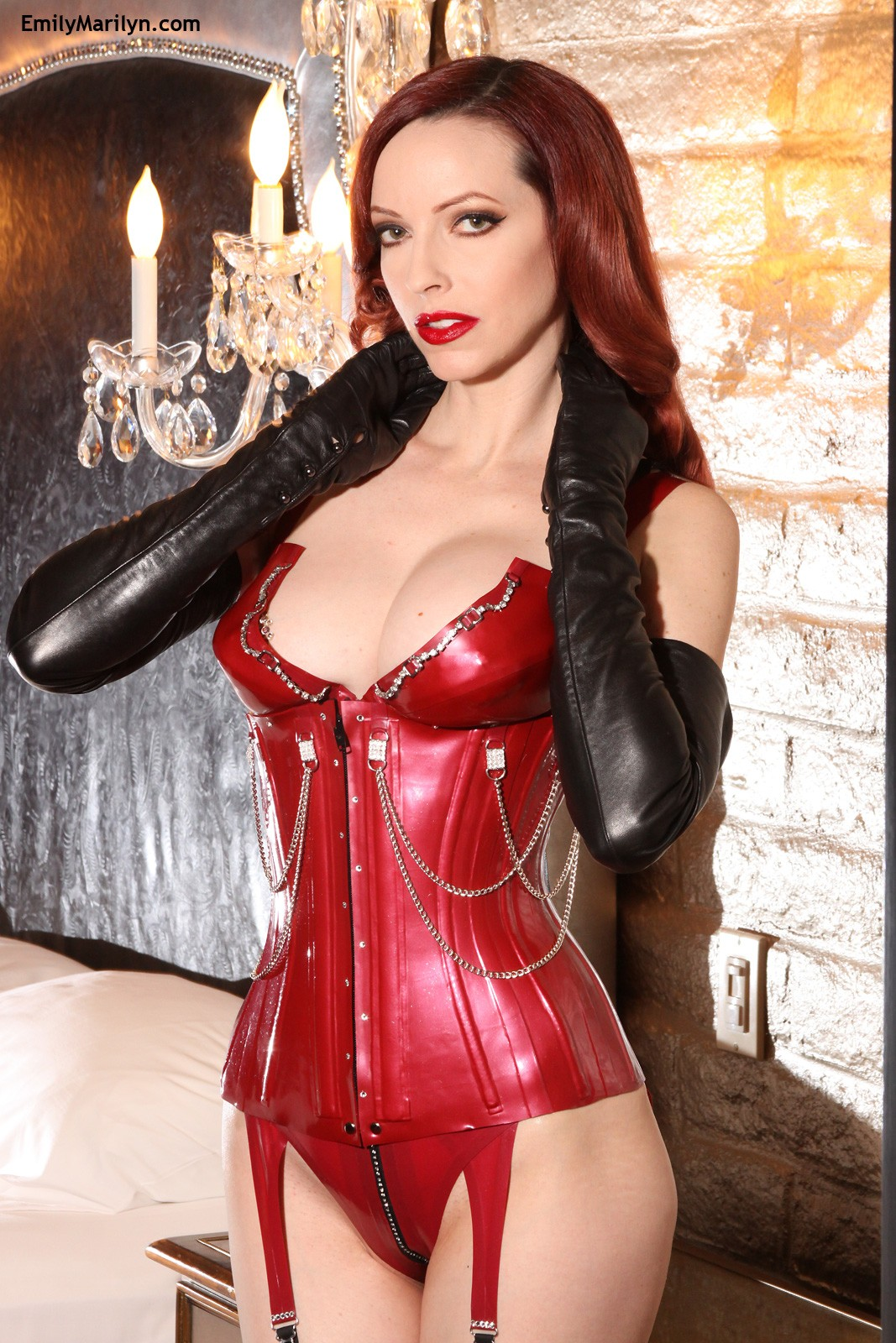 Amusing question corset fetish gallery stocking