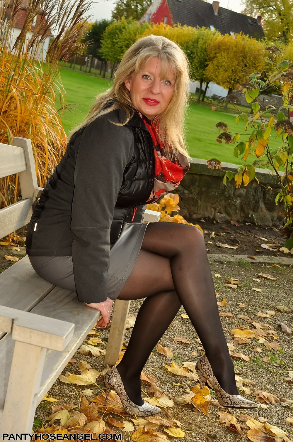 Paradise Pantyhose Angel