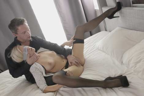 Teen stocking sex