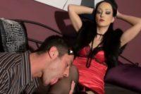Fetish Liza video Teased & Denied nylon lover