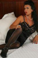 Sparkle tights & shiny pantyhose tease Model Eve