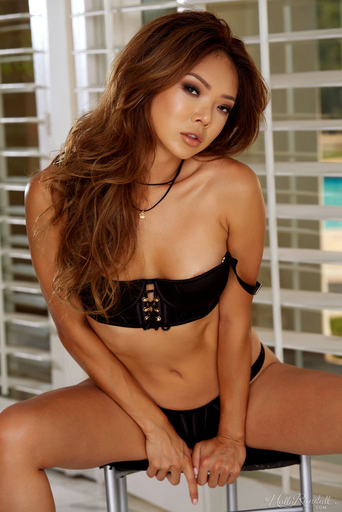 Lingerie beautiful models girls asian
