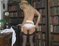Lacey Chase videos Schoolgirl striptease @ St Mackenzies