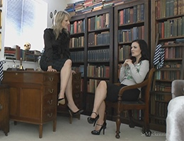 St Mackenzies videos Headmistress Mackenzie, Miss Taylor