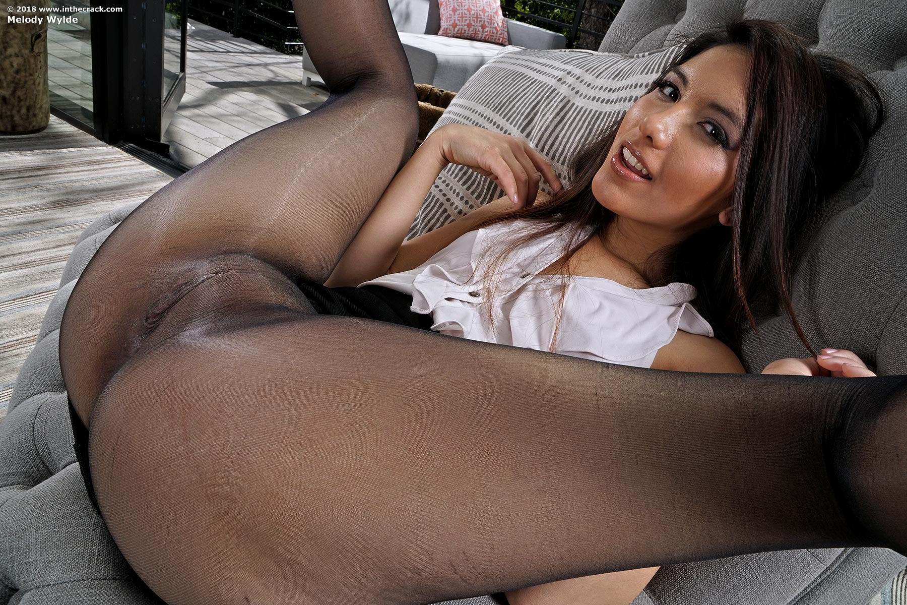 pics Pantyhosed pussy